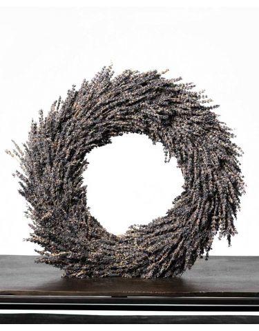 Lavender's wreath
