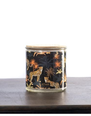 Tigers candle