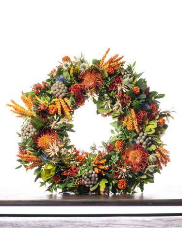 Blossom wreath one