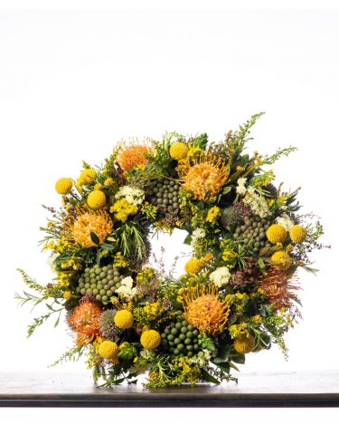 Blossom wreath two