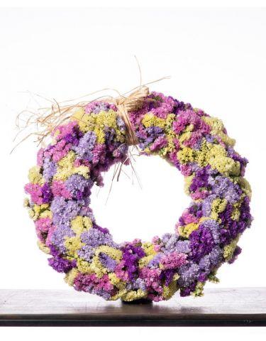 Amaranthus wreath