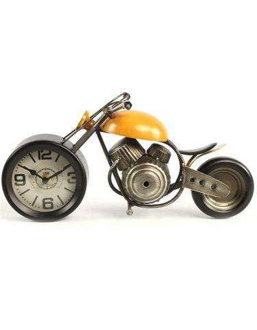Clock Chopper orange