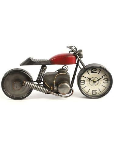 Clock Rat Bike red