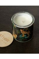 Black Tiger candle